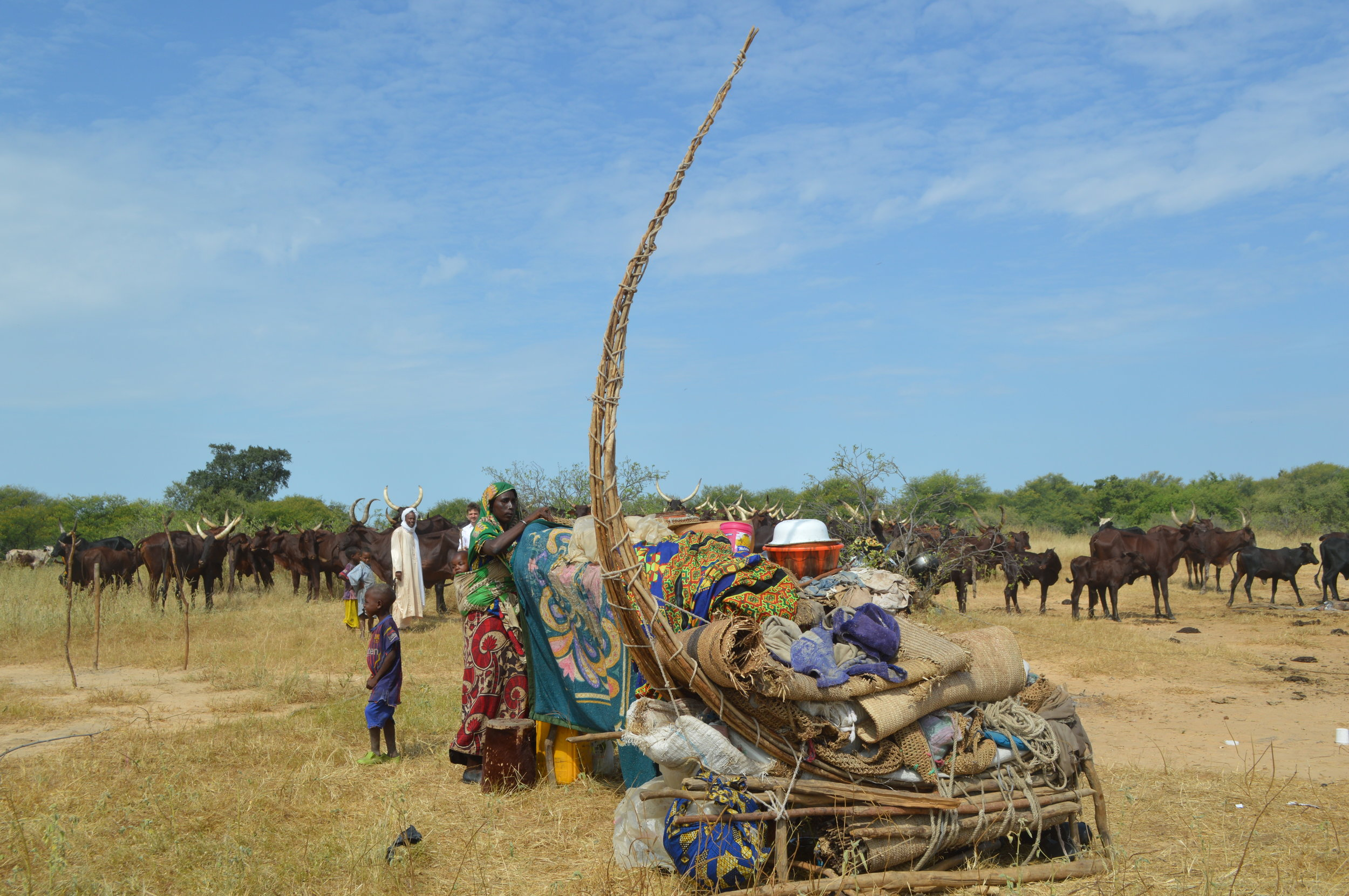 The Sahel. Photo courtesy of AFPAT