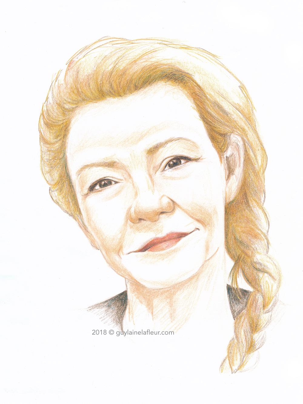 Kim - Elise Guilbault