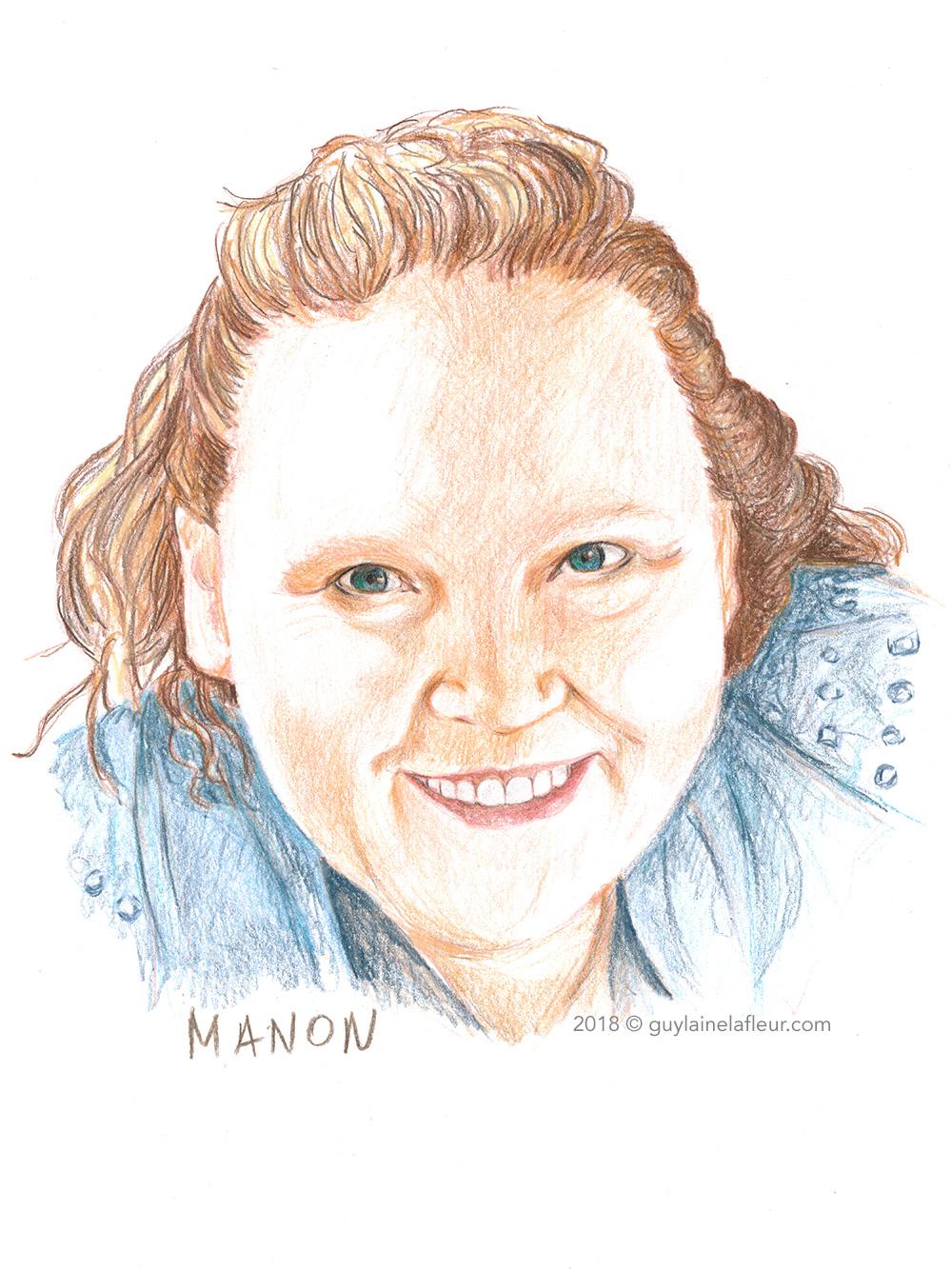 Boule de Quilles (Manon) - Kathleen Fortin