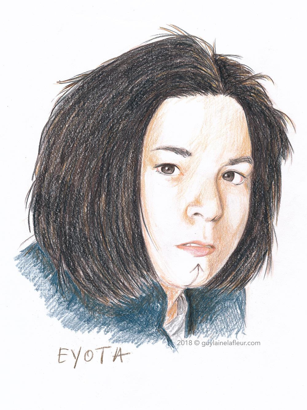 Eyota Standing Bear  - Natasha Kanapé Fontaine