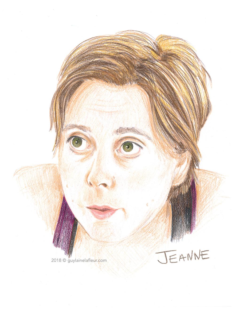 Jeanne  Biron - Eve Landry