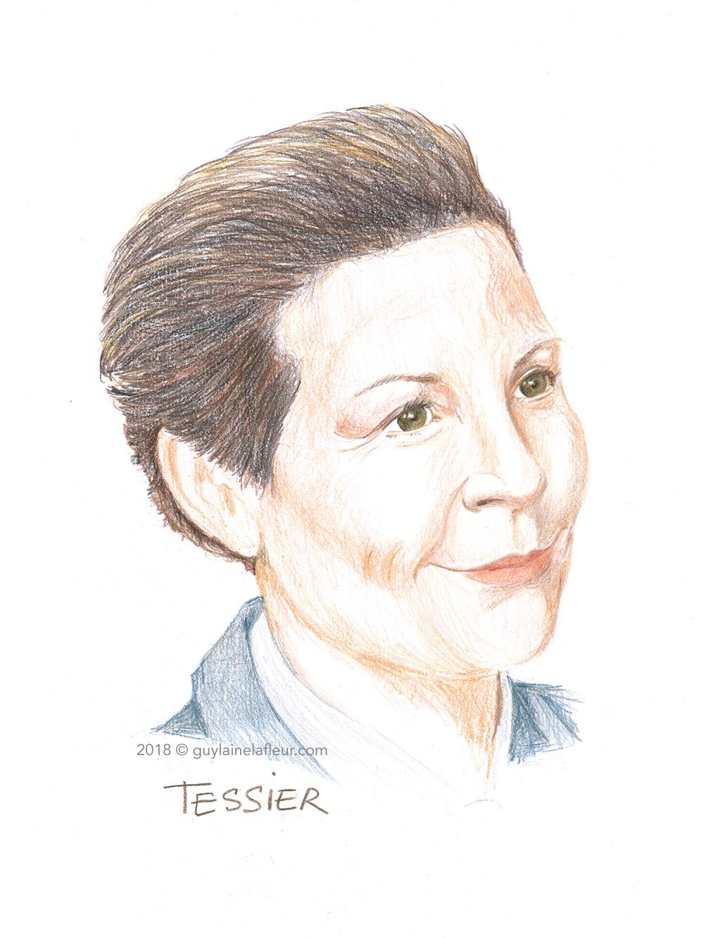 Madeleine Tessier - Marie-Chantal Perron