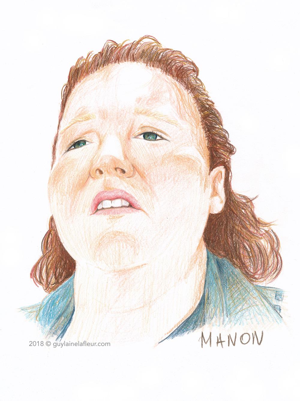 Manon/Boule de Quilles - Kathleen Fortin