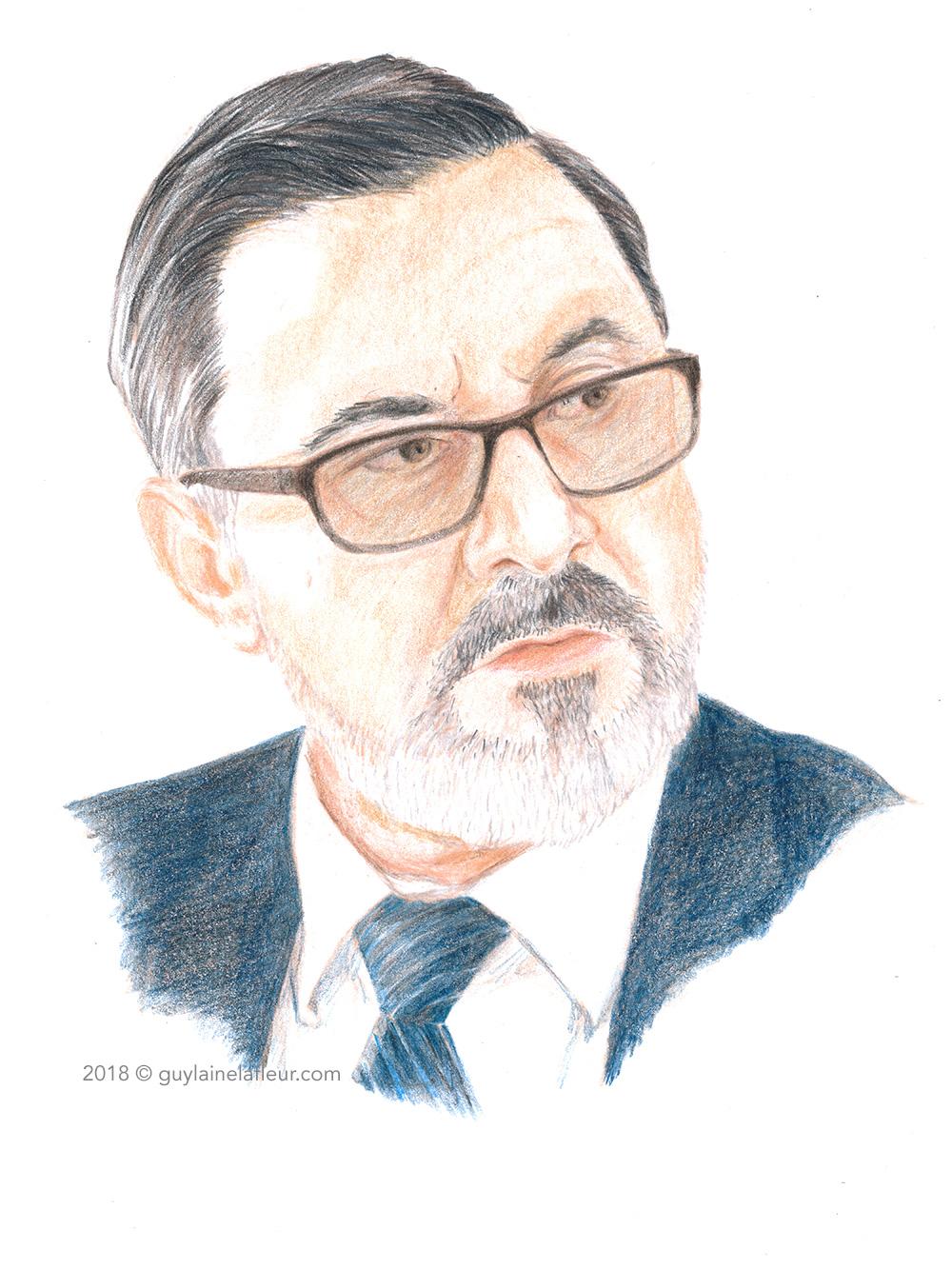 Normand Despins - François Papineau