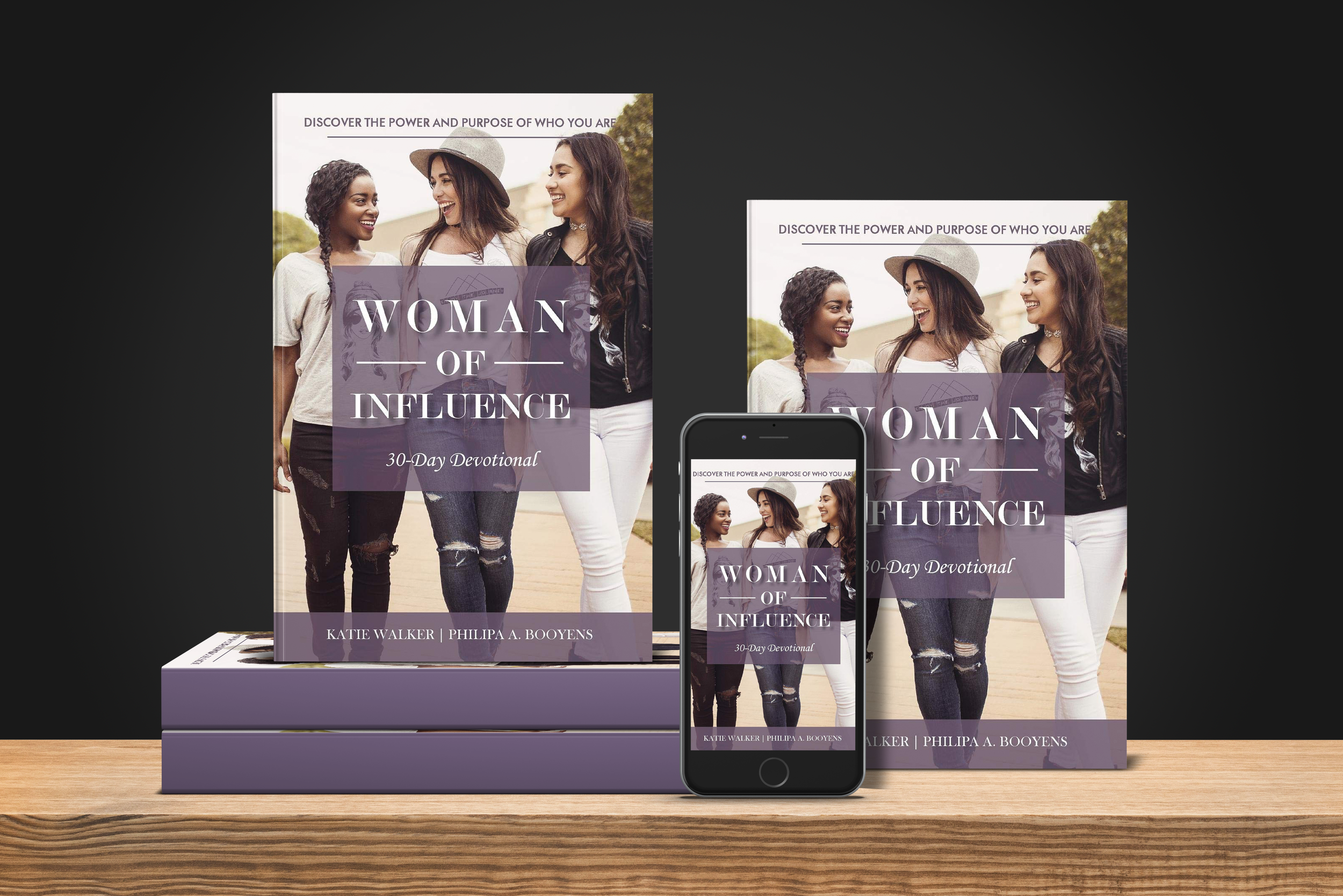 Women, it's time to rise up. - The Woman of Influence 30-Day Devotional and companion workbook are now available. Buy them together for only $25.00!