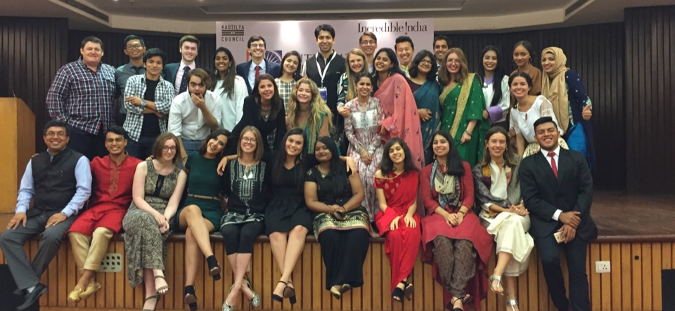 2018 Session at the Nehru Memorial Museum & Library (Teen Murti House)