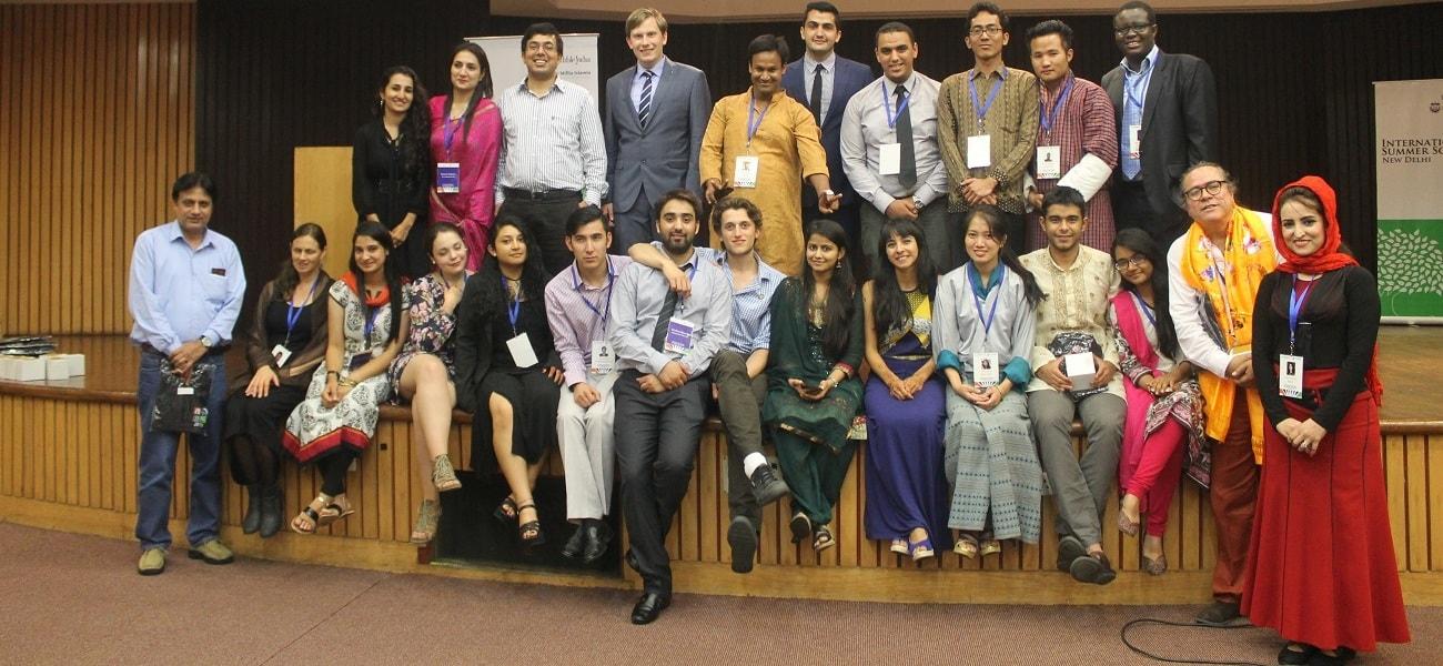 2013 Session at Jamia Millia Islamia - A Central University