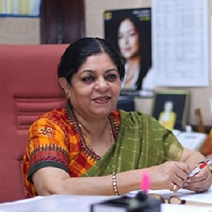 Ms. Poonam Muttreja, Executive Director, Population Foundation of India