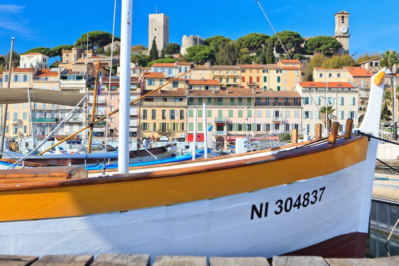 Fournisseur poissons - Restaurant 2 étoiles La Palme D'Or à Cannes