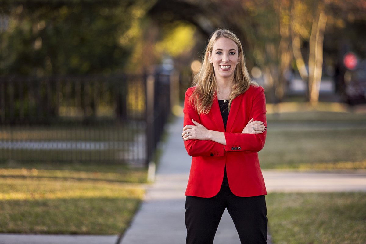 Abbie Kamin never stops pushing government at every level to meet the needs of all of its people. -