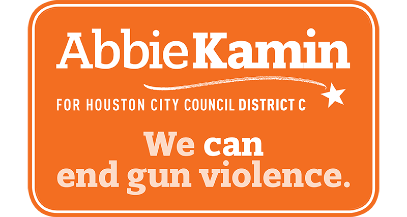 Five actions our city can take NOW to curb gun violence. -