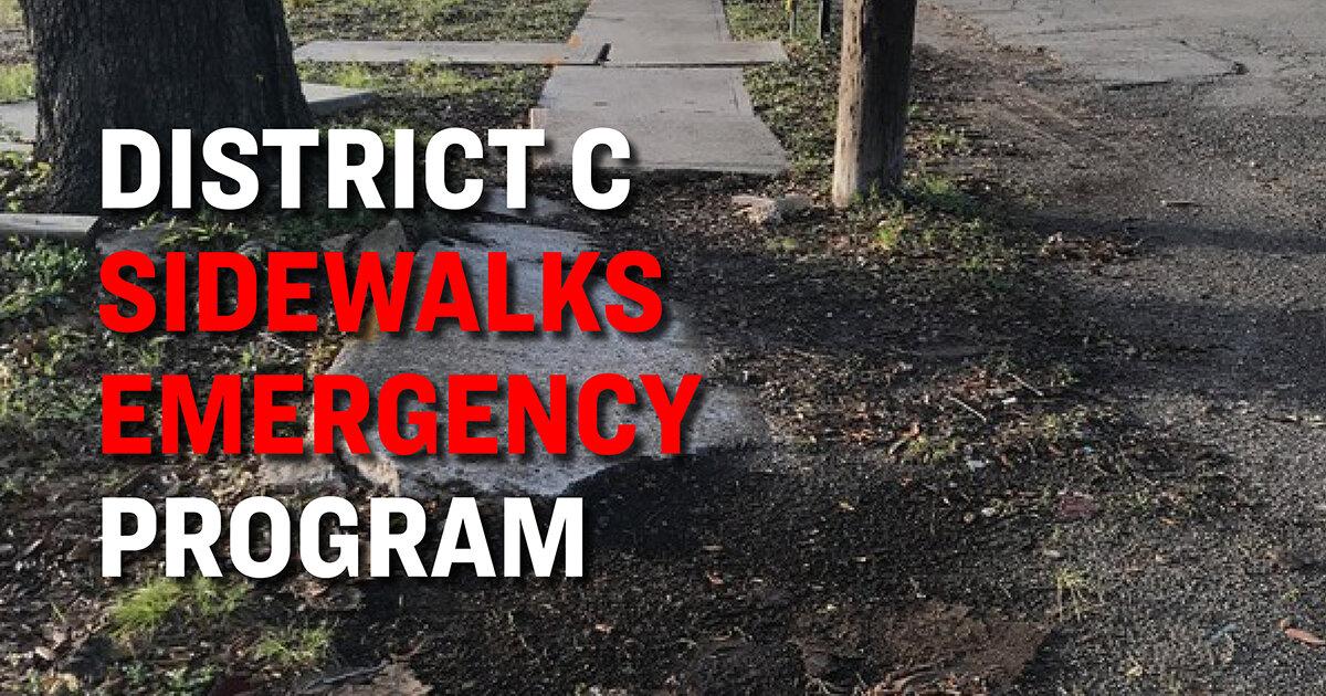 Addressing the Worst Sidewalk Issues -
