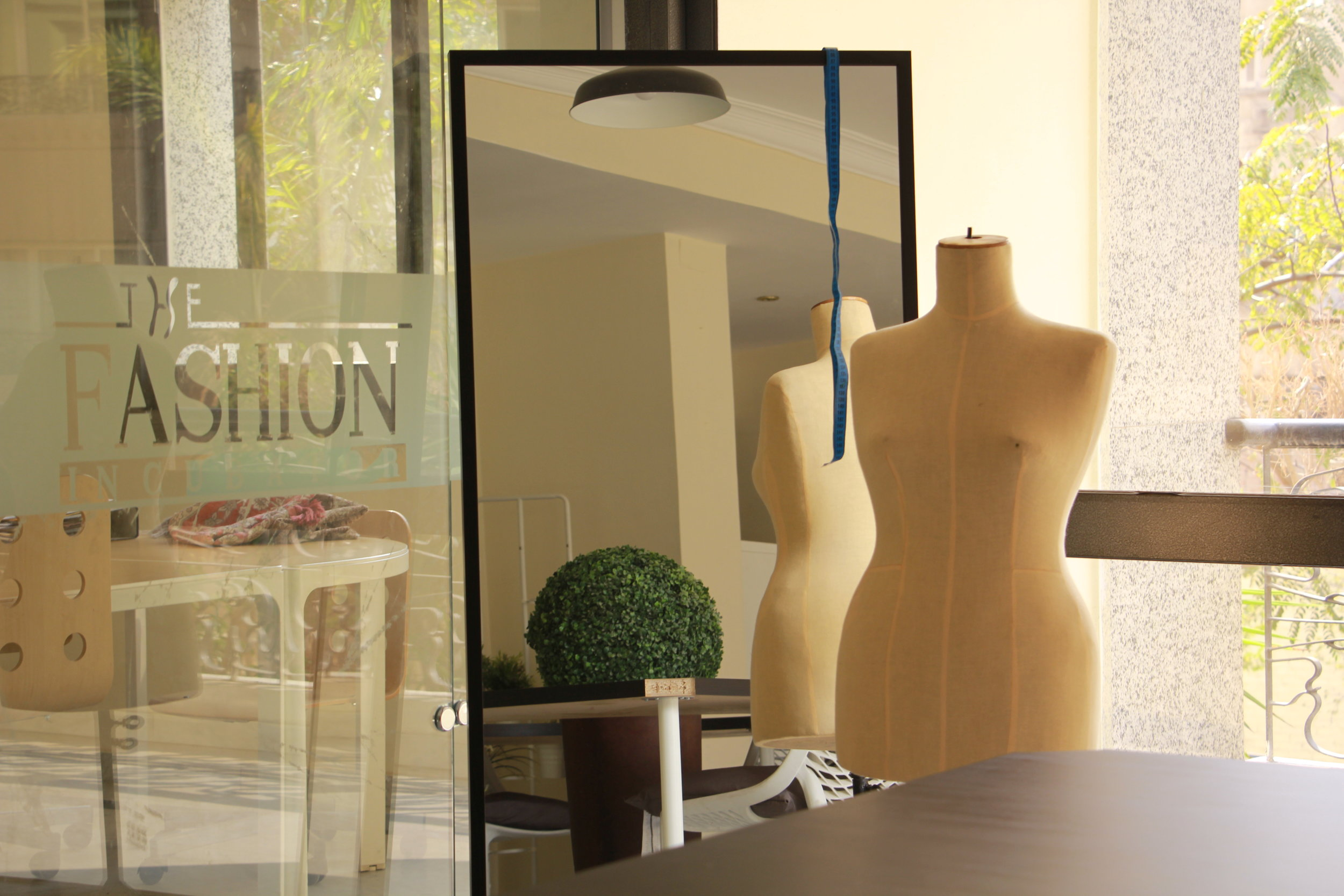 Photo: Courtesy of The Fashion Incubator | www.thefashionincubatorme.com
