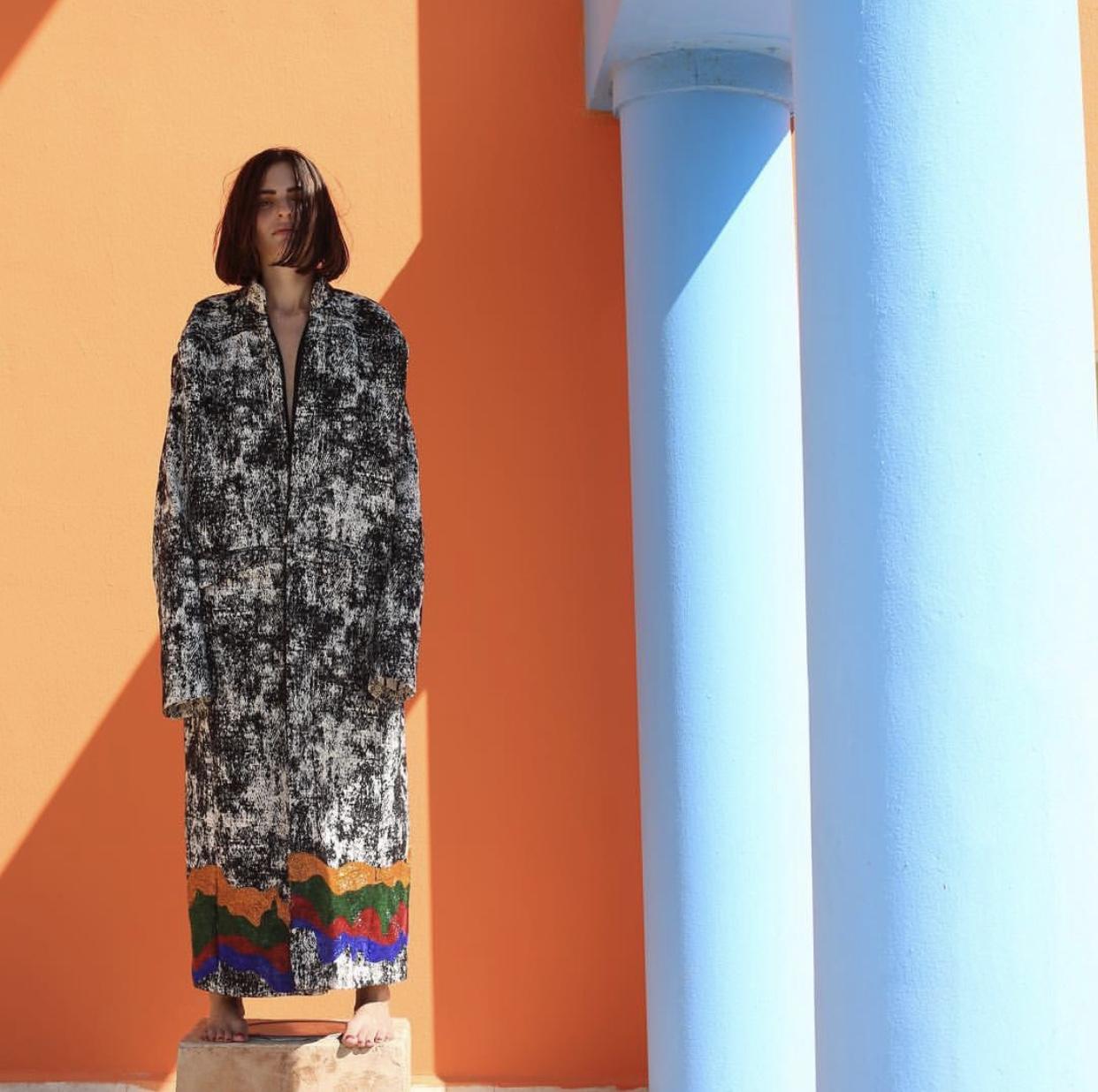 Photo: Courtesy of Farah Mady   Model: Nour Mady   Styling: Farah Mady   Photography: Laura Karam