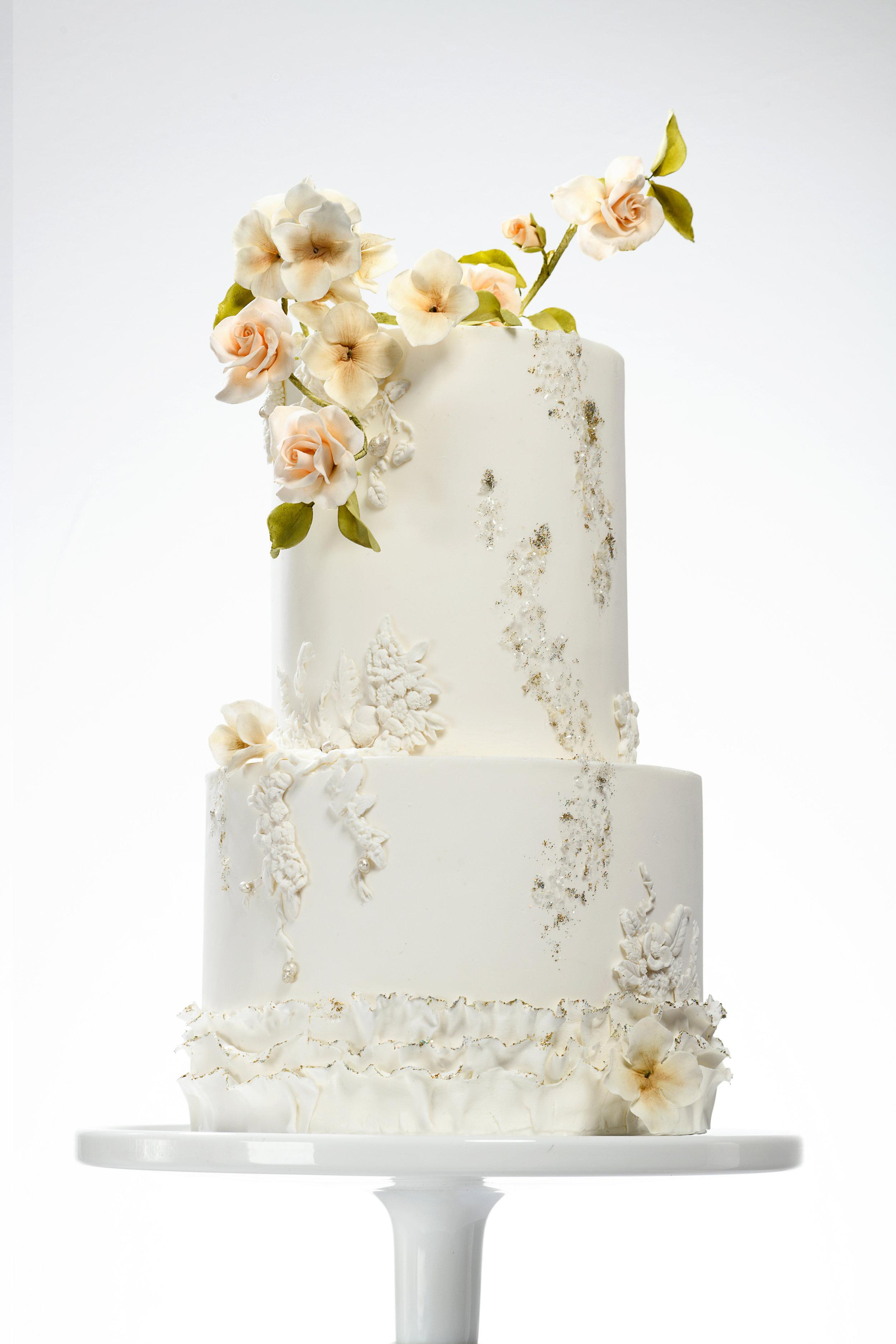 Photo: Courtesy of The Cake Atelier by Poushy | Instagram:  TheCakeAtelierByPoushy  | Phone #:  01202222002