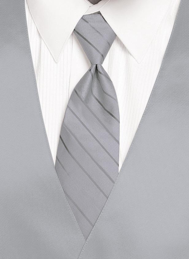 Mercury - Striped Tie