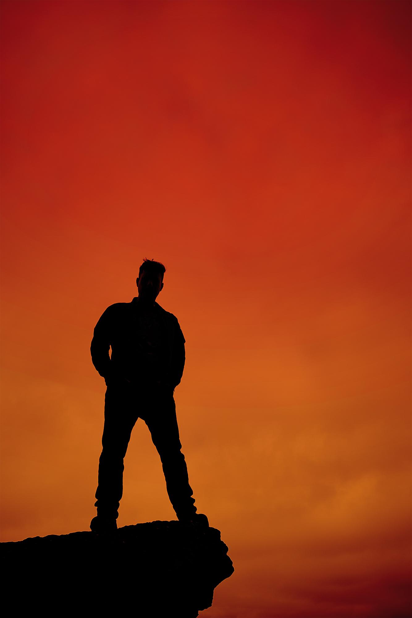 Portrait Inspired by Blade Runner 2049