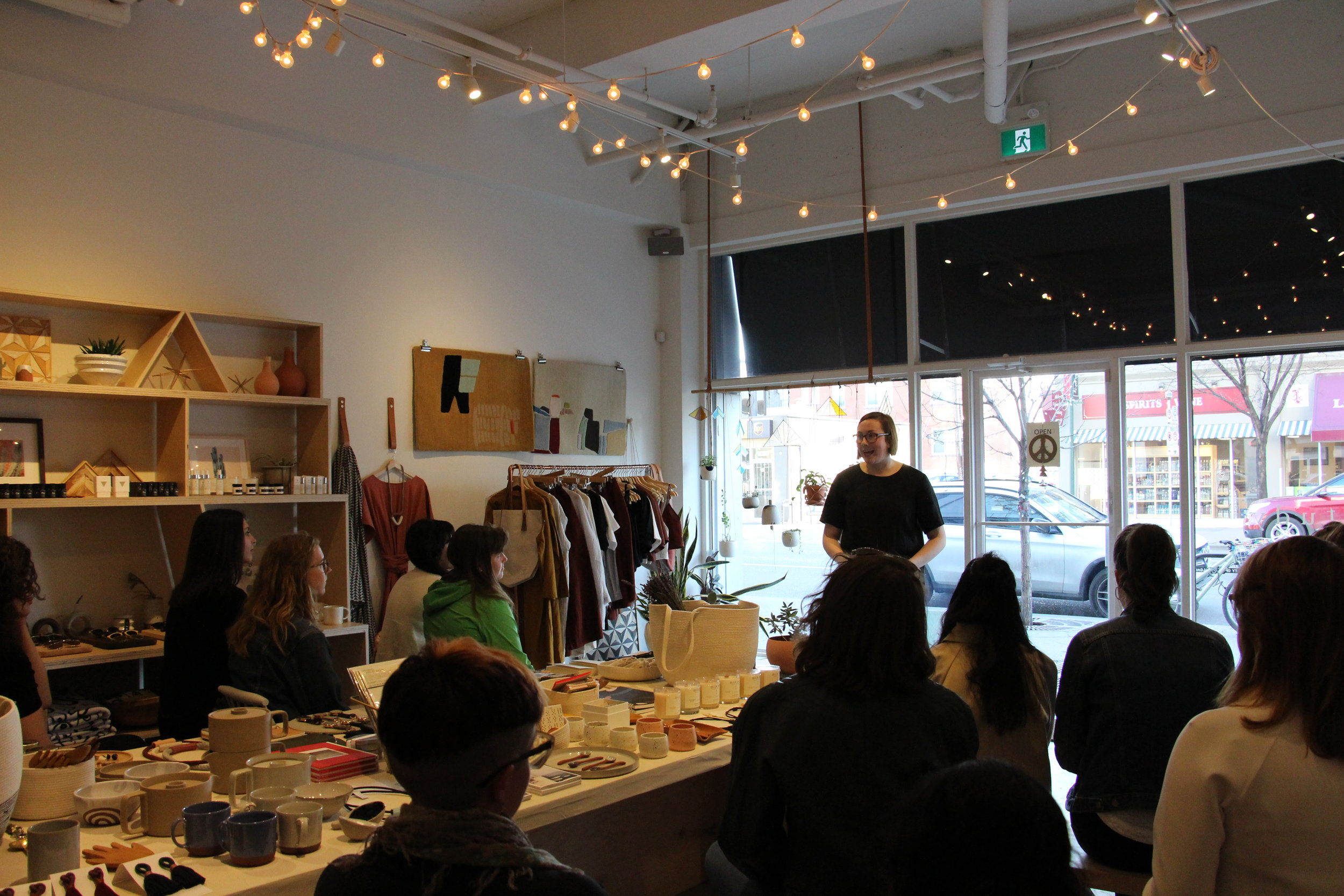 Ethical Fashion 101, Fieldstudy Shop
