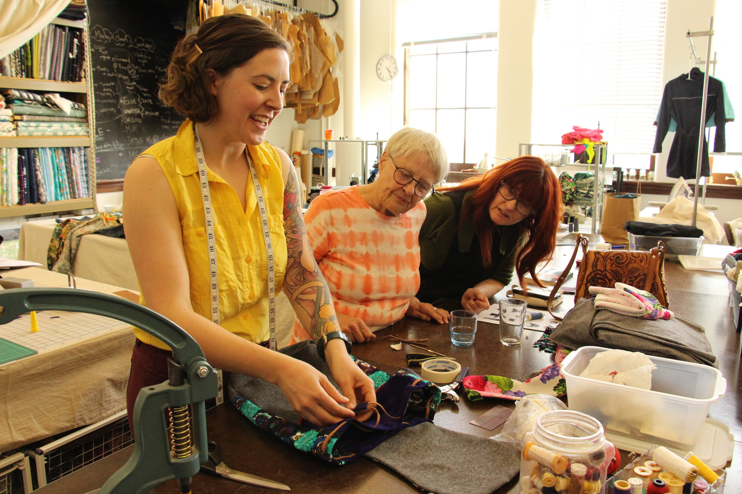 Assemble Workshop's Repair Cafe