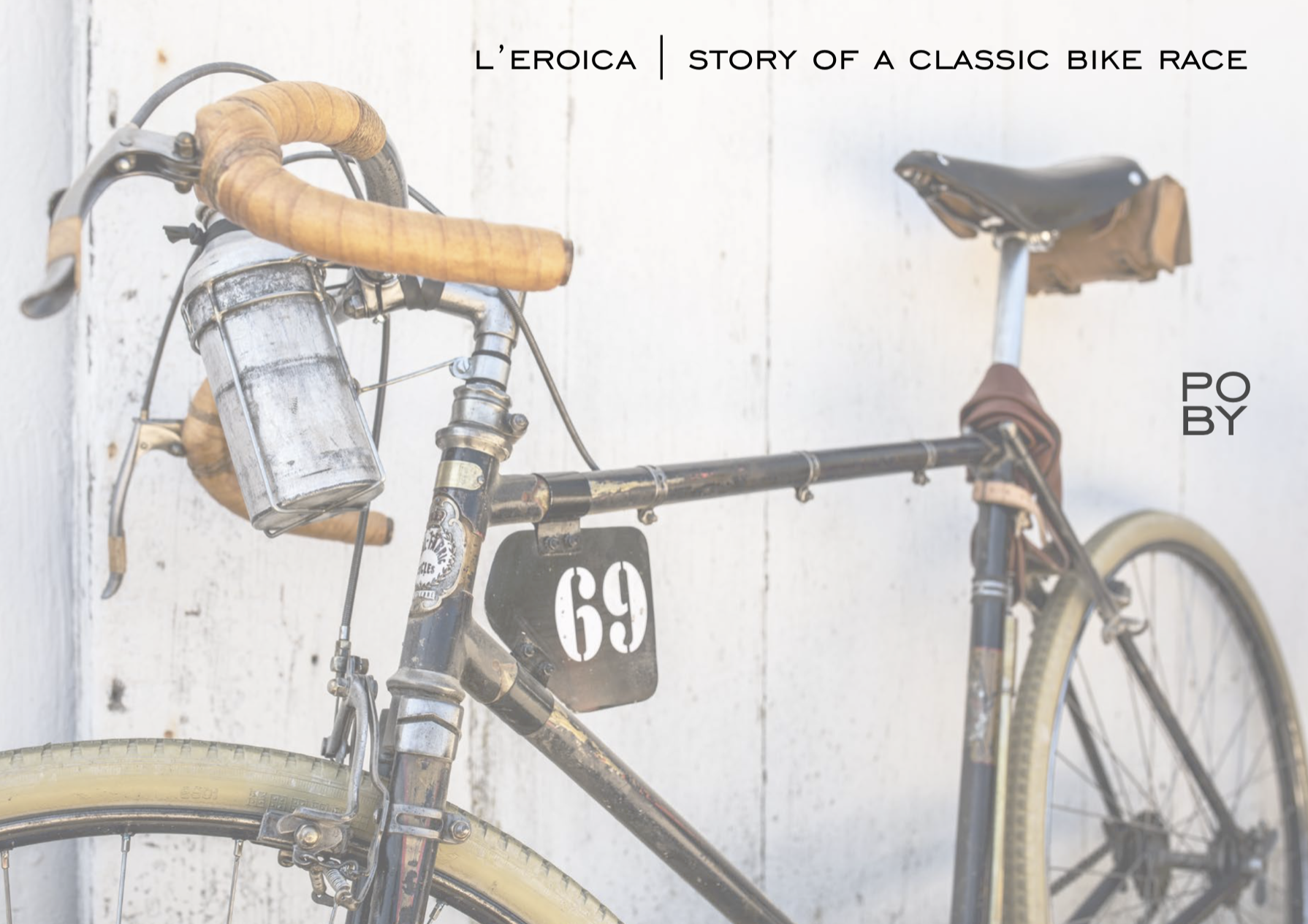 VINTAGE BICYCLE RACE - EDITORIAL STORY OF CLASSIC BICYCLE RACE