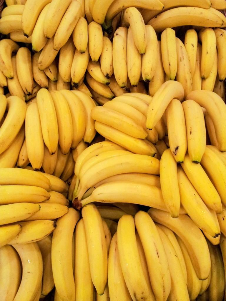 Bananos orgánicos