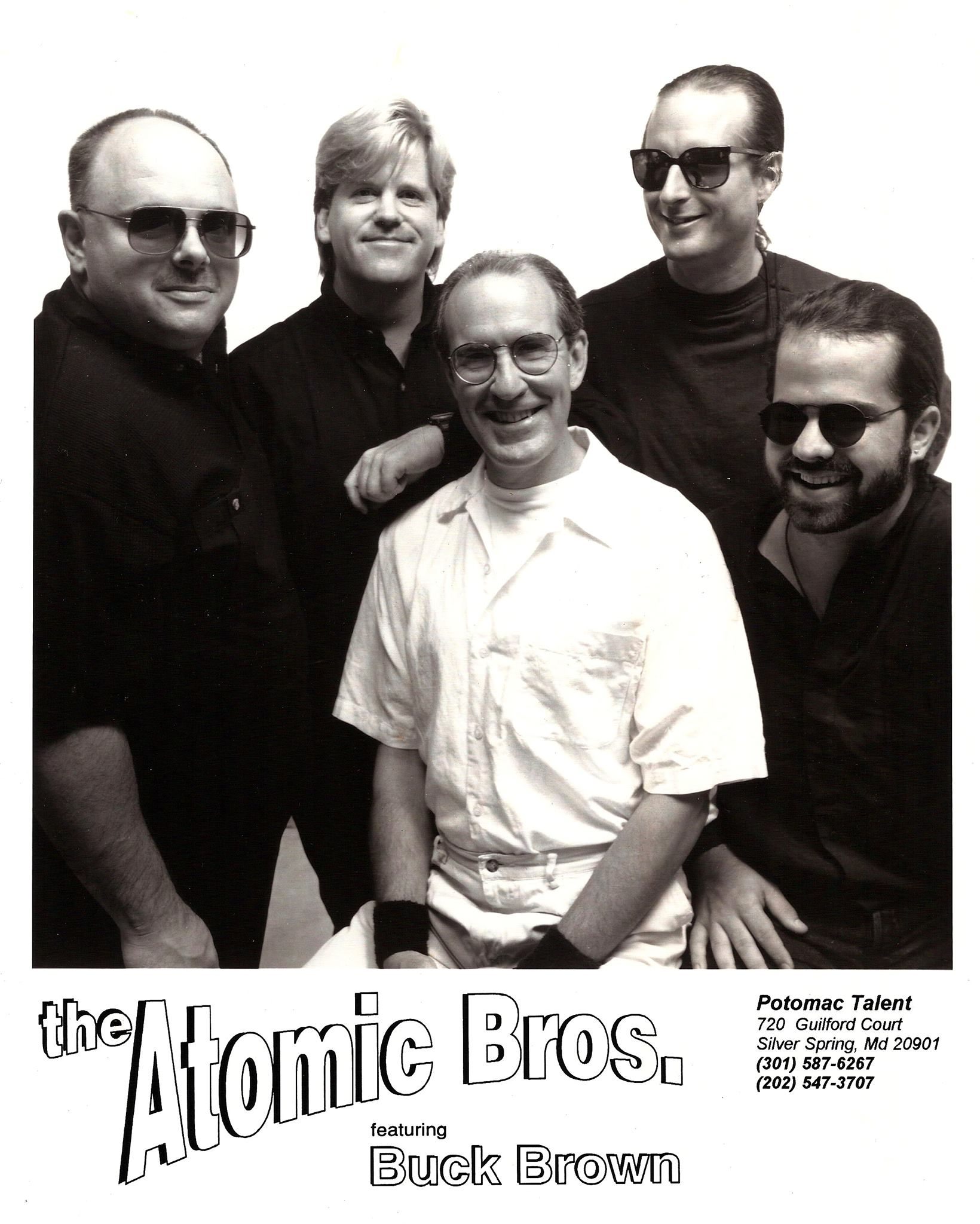 The Atomic Bros. with Buck Brown
