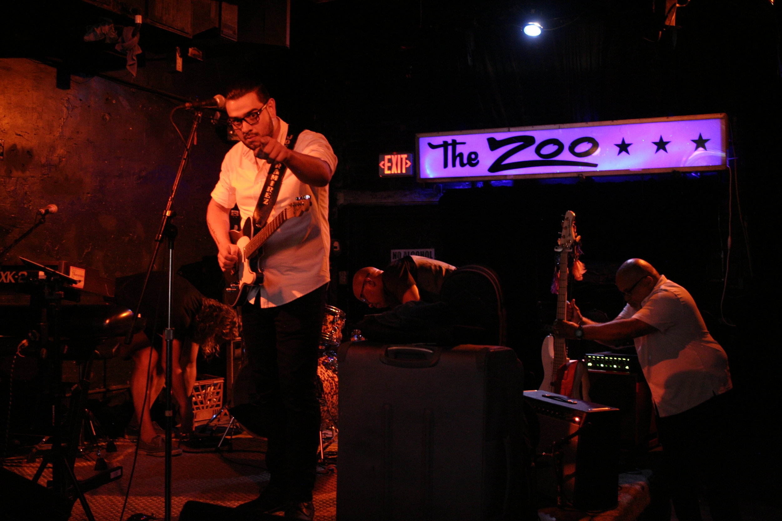 Zoo bar in Lincoln, Nebraska