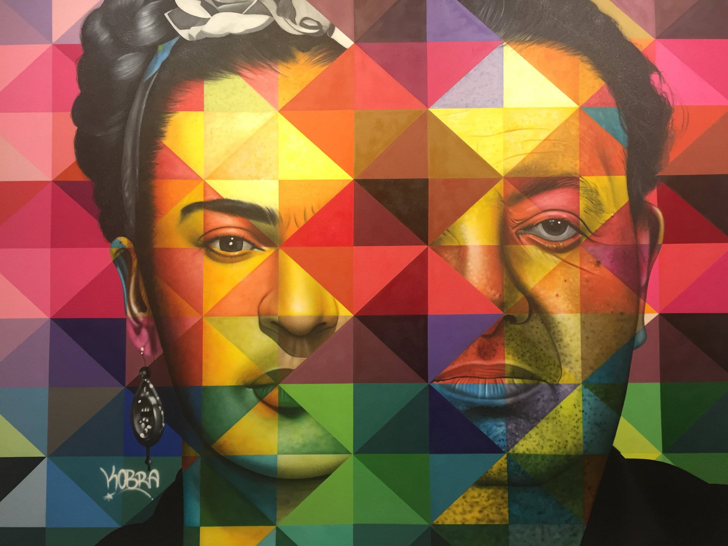 Kobra exhibit