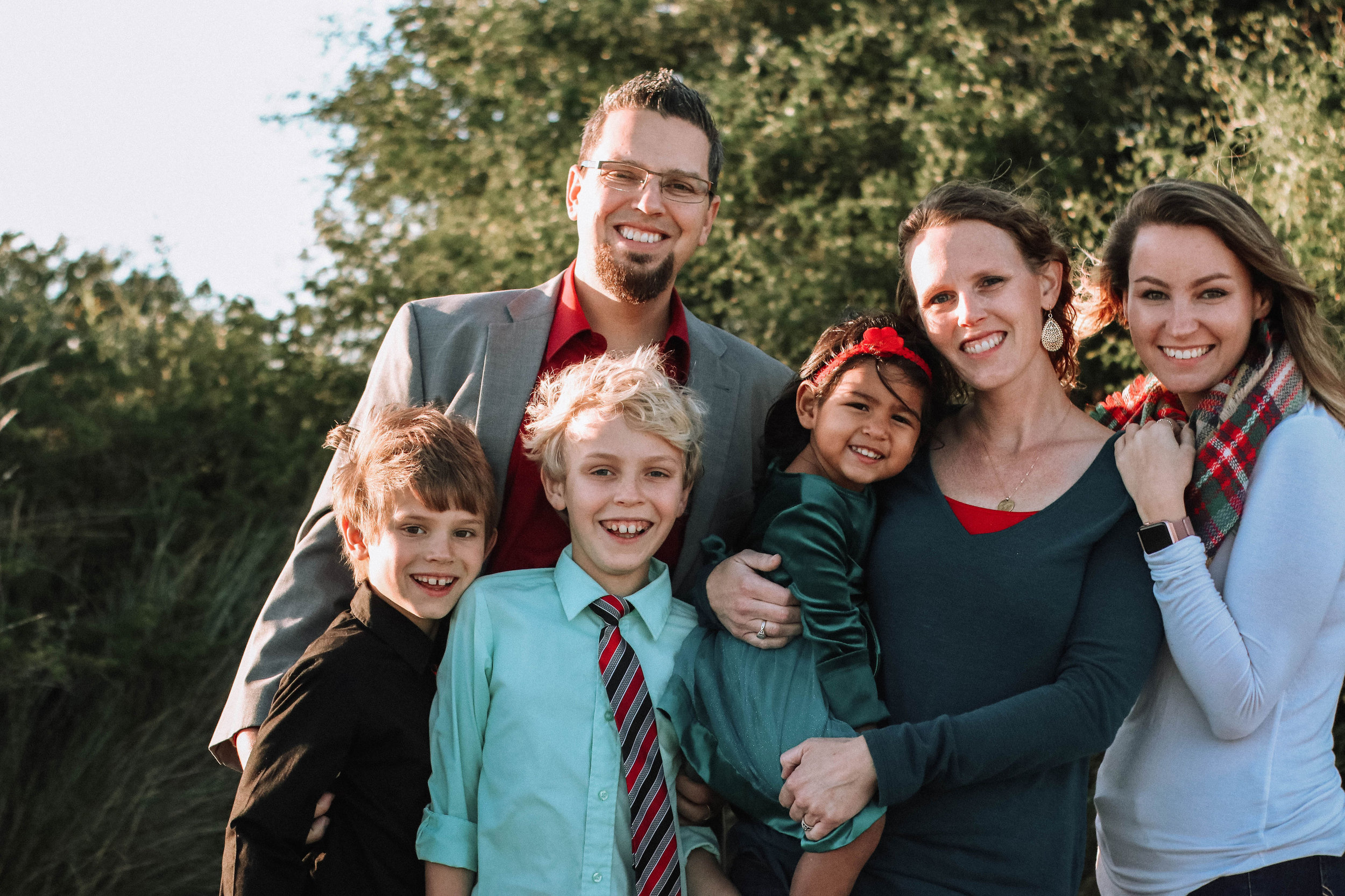 Senior Pastor: Matt Brennan - Matt came to Fellowship of Oso Creek in 2011 and became the Lead pastor in 2013. Matt and Sara have two adopted daughters and two sons. Matt is a graduate of Baylor University, Logsdon Seminary, and the South Texas School of Christians Studies.
