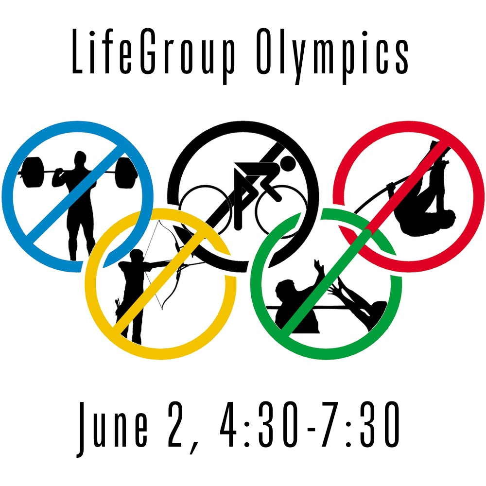 Join a Lifegroup!