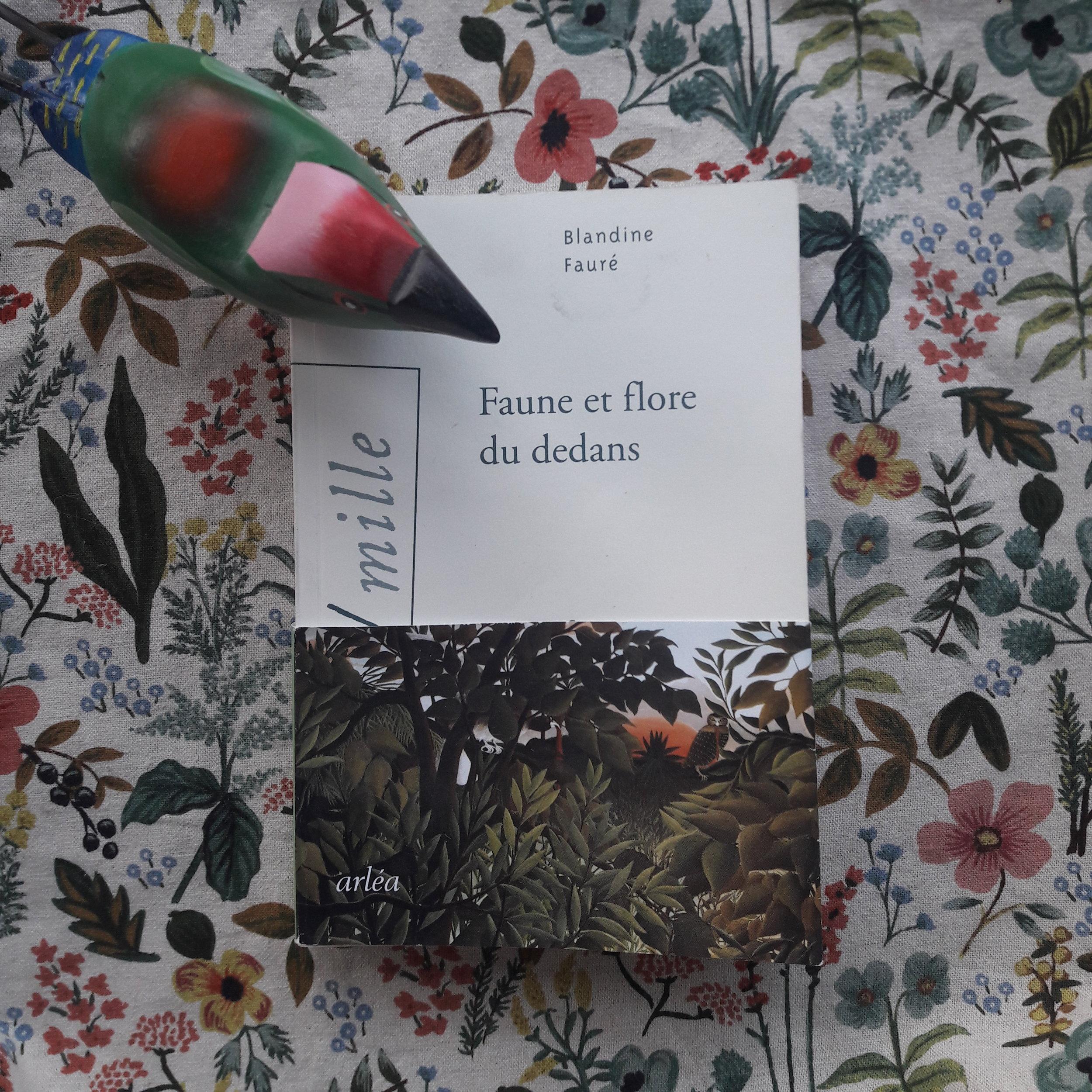 Blandine Fauré, Arléa, 2019