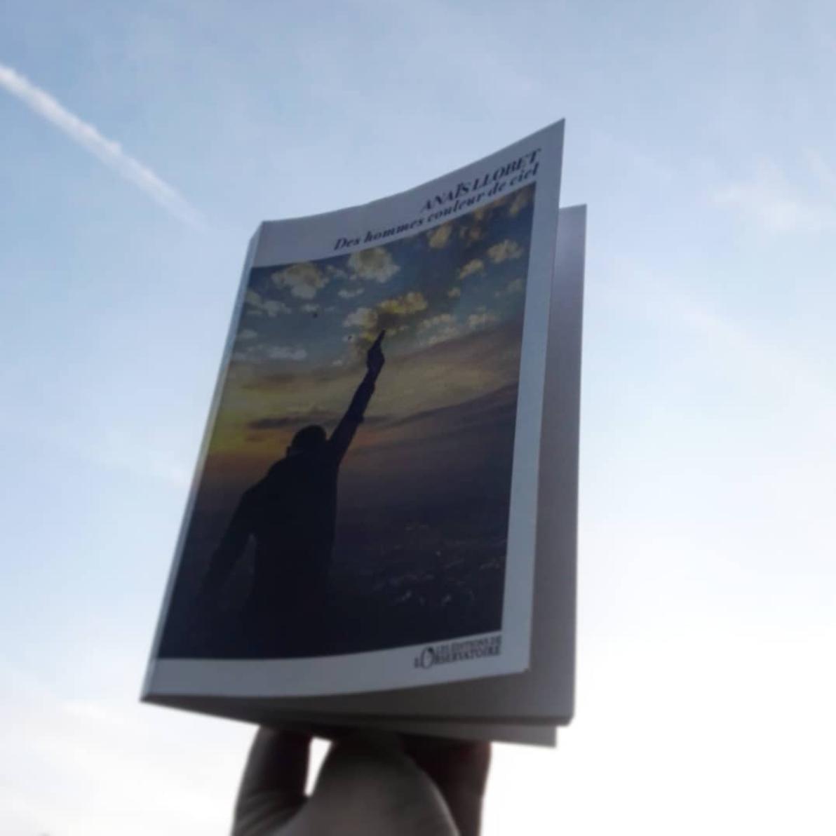Anaïs Llobet, Editions de l'Observatoire, 2019