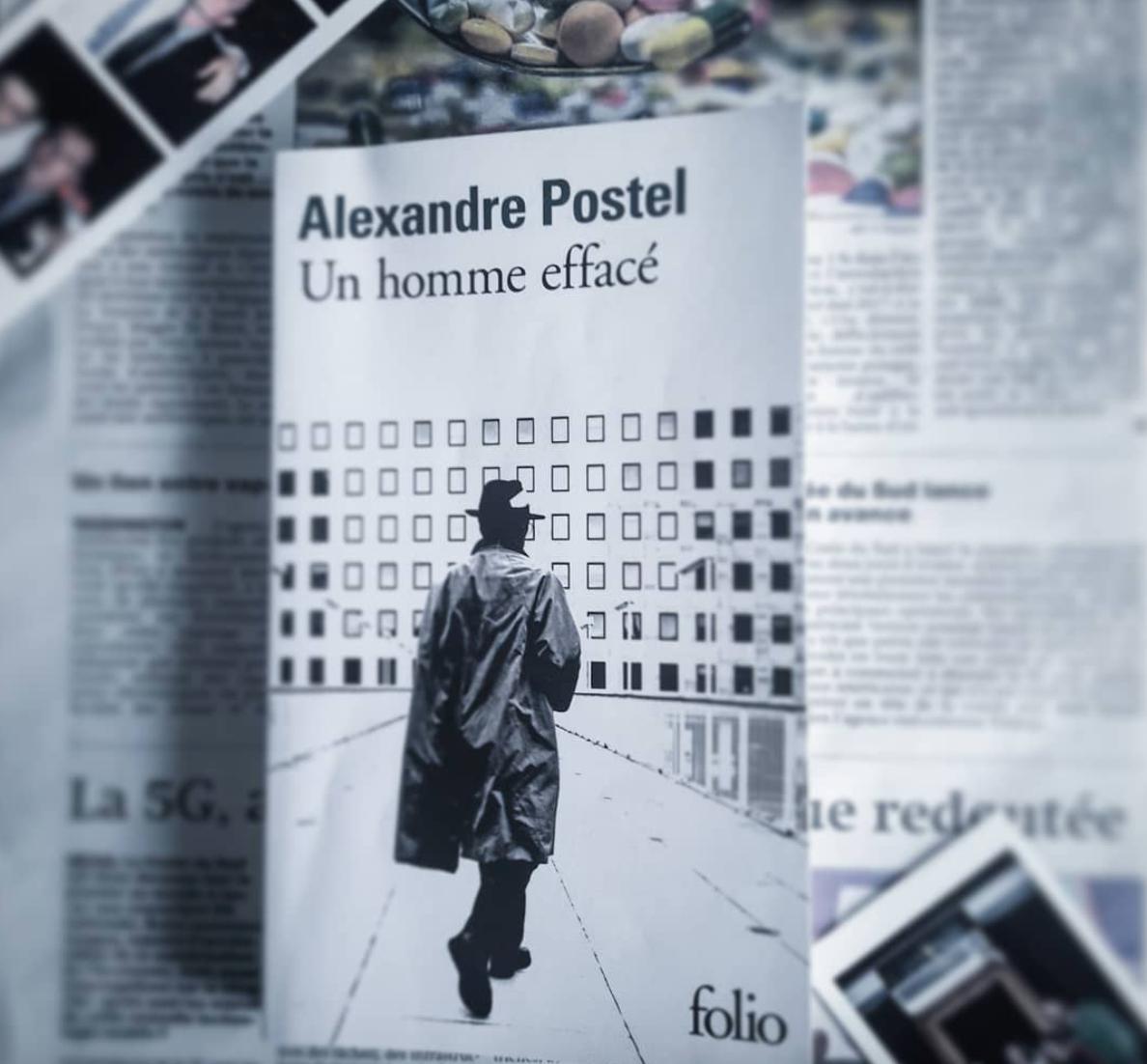 Alexandre Postel, Folio, 2014