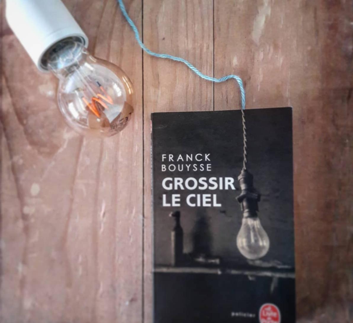 Franck Bouysse, Le livre de poche, 2016