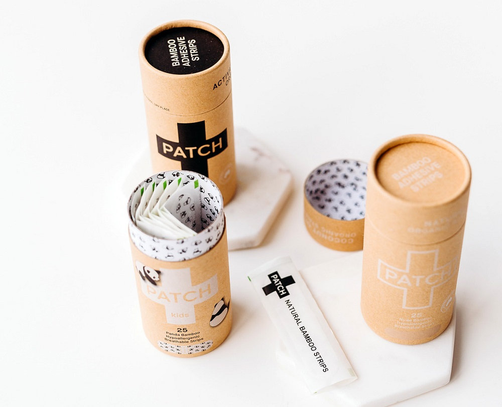 The Patch Organic Bandages