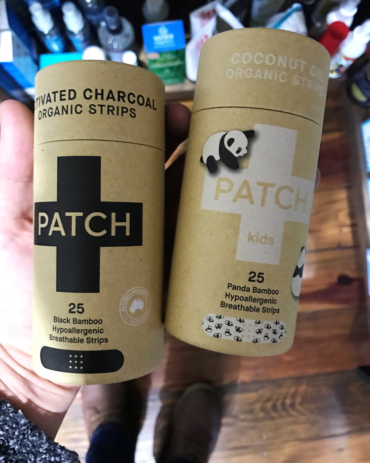 Patch Bamboo Band Aids