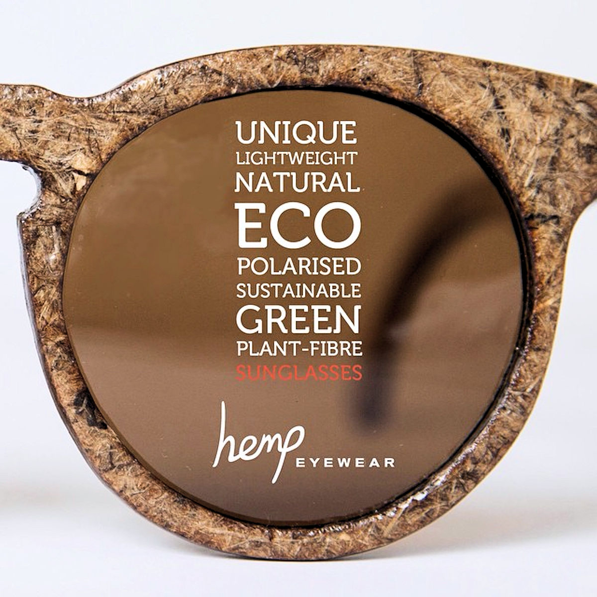 Hemp Eyewear - Hemp Eyewear has developed sustainable, leading edge technologies and combined them with traditional methods of craftsmanship to produce innovative, forward-thinking eyewear.By using one of the most renewable, eco-friendly and diverse resources on Earth, our vision is to promote hemp as a sustainable material for the future. Every frame is handcrafted in their Edinburgh, U.K. workshop with expertly engineered components.Evolution Mine is excited to introduce Hemp Eyewear. Now being offered in the United States through a limited release.