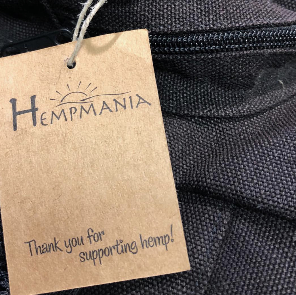 About Hemp Mania… - Since 1997 Hempmania has created an extensive line of high quality, earth-friendly hemp products including hemp bags, hemp backpacks, hemp wallets and a wide range of hemp accessories. We focus on creating the line in a socially responsible way in adherence to fair-trade practices and principles. All of our hemp bags and accessories are manufactured in the highlands of Guatemala by an indigenous Mayan family business. Our company is constantly creating new hemp products for our hemp retail and hemp wholesale customers.