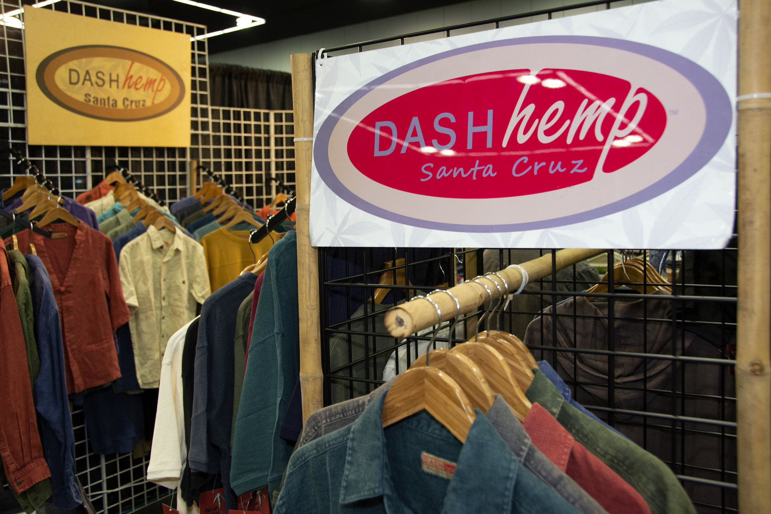 Dash Hemp - Santa Cruz - Evolution Mine is proud to introduce the Dash Hemp Co. producing hemp and other organic papers. We've been making hemp clothing since 1997. A lot of experience in the hemp industry making clothing that will last for a long time.Why choose Dash Hemp for your hemp wardrobe.? My family name (yes it is Dash) is on every garment we make, so I've always put forth my best possible effort into everything I've ever made and shipped. We use the finest hemp available to make basic styles with detailing and finishing like no other company in the hemp industry.