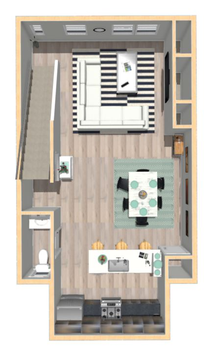 Copy of Floorplan Type 2 - Level 2
