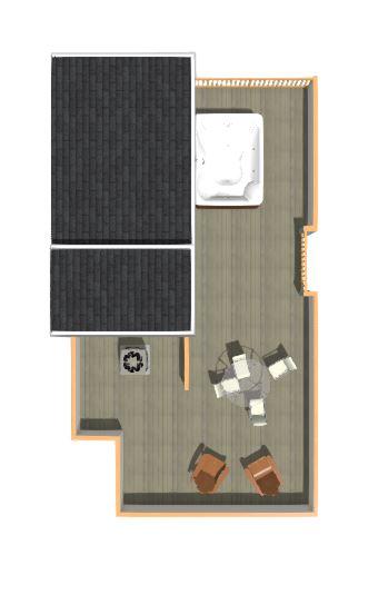 Floorplan Type 2- Roofdeck