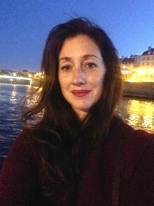 Author Photo on the Seine
