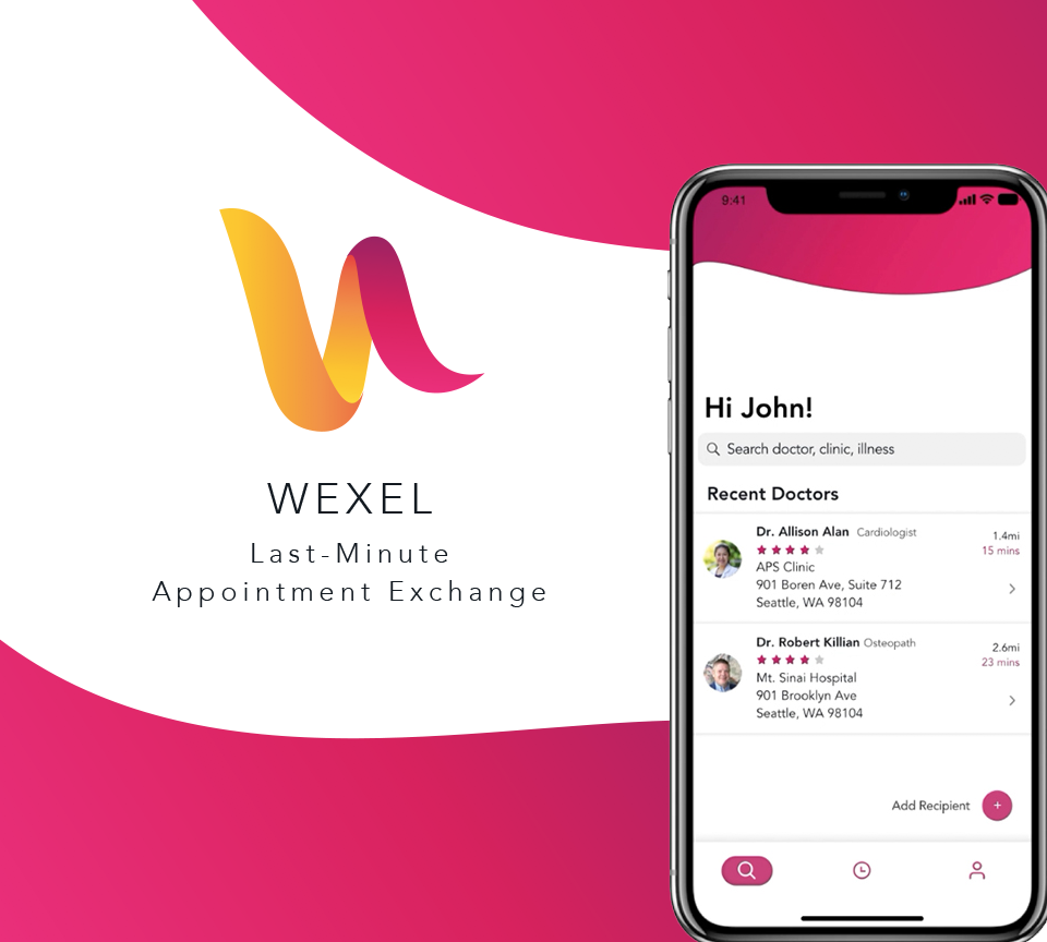 Wexel | UX Design