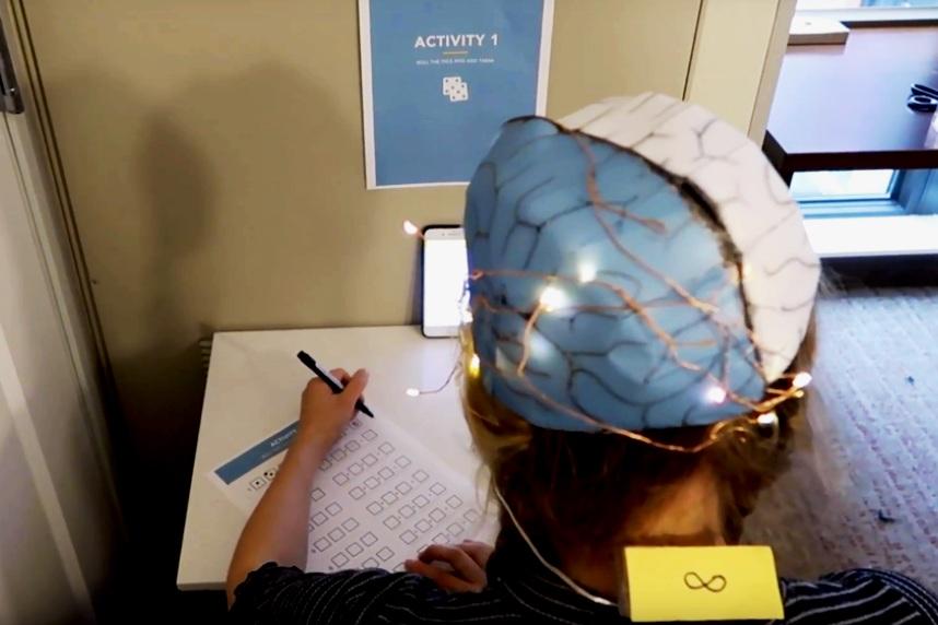 Brain Activity Simulator