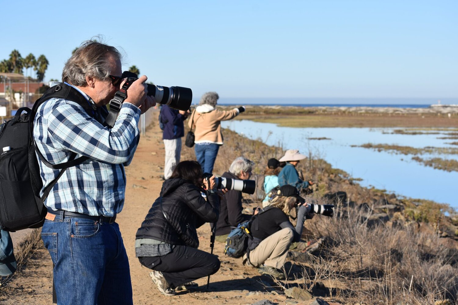Mammalz First-ever Birding Workshop