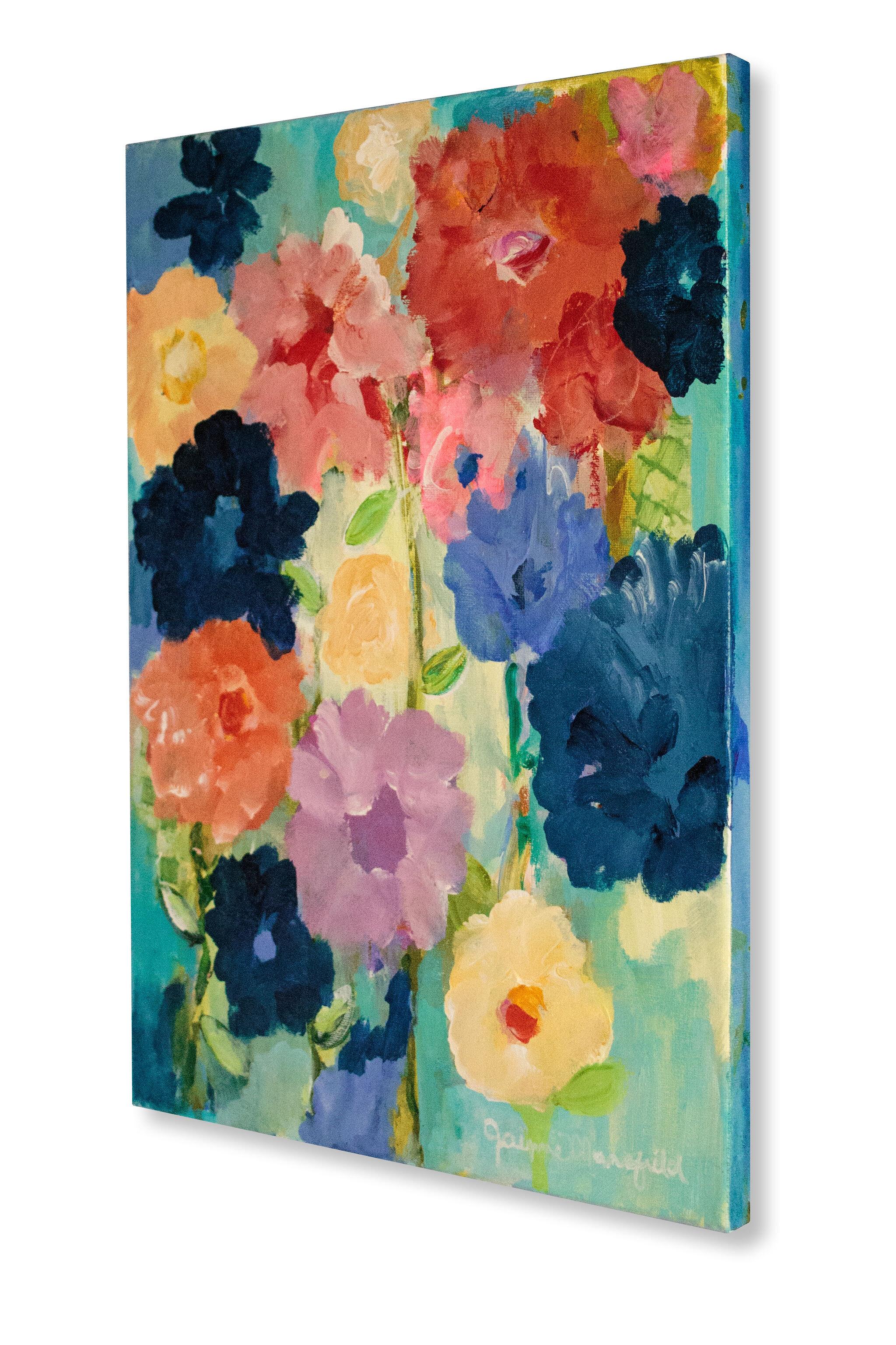 """""""Bouquet"""" 12 x 16"""