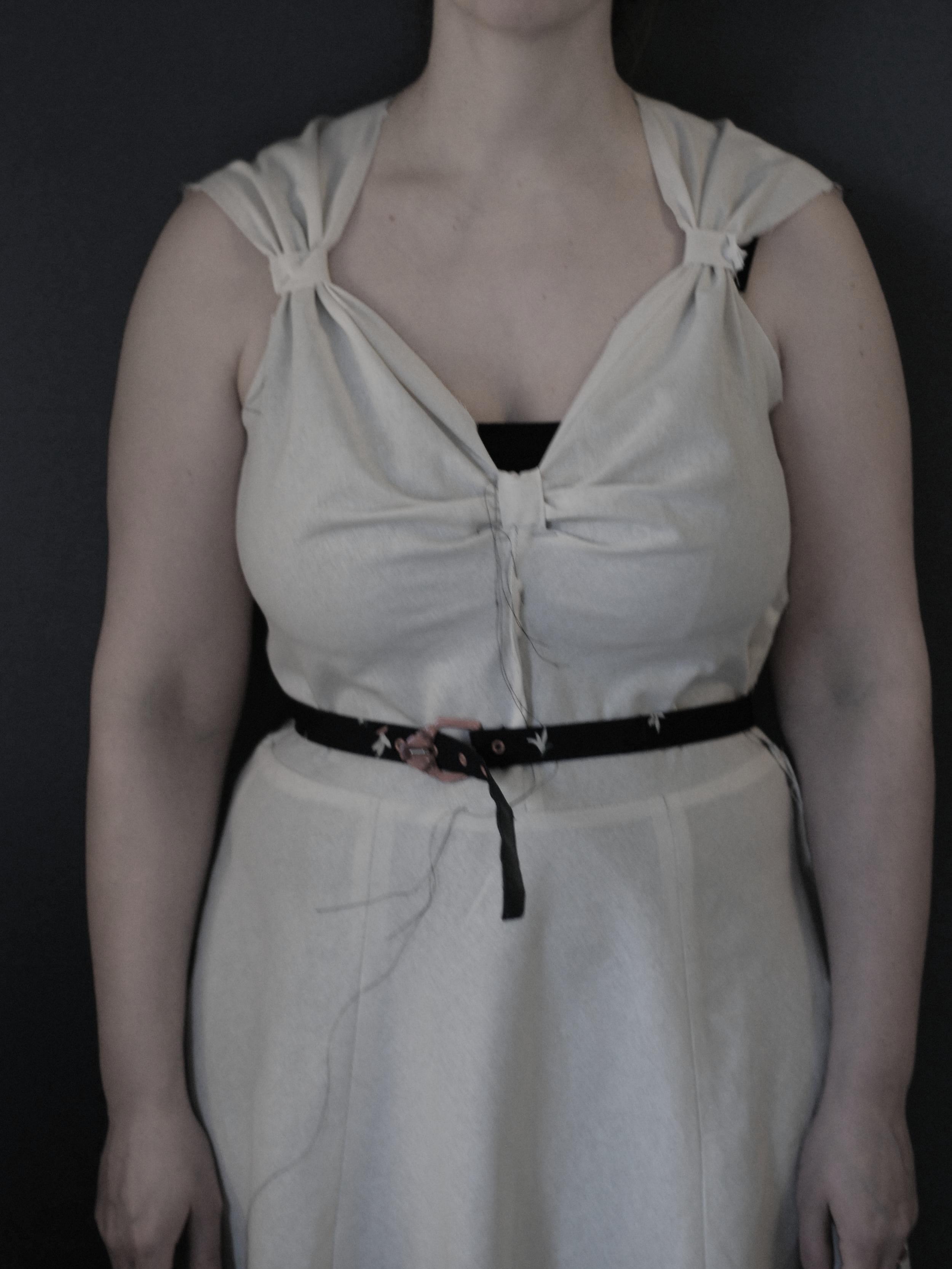 Placement of waistline -