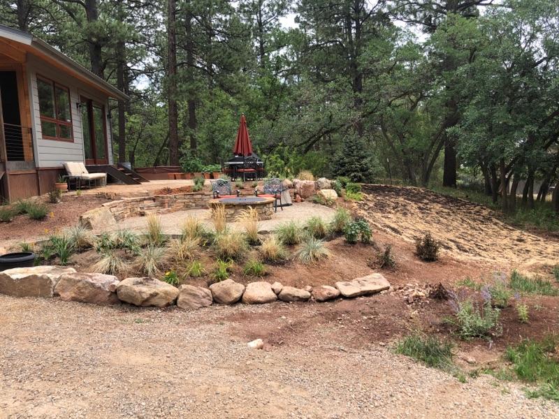 xericscapE , fALLS CREEK, Durango Colorado