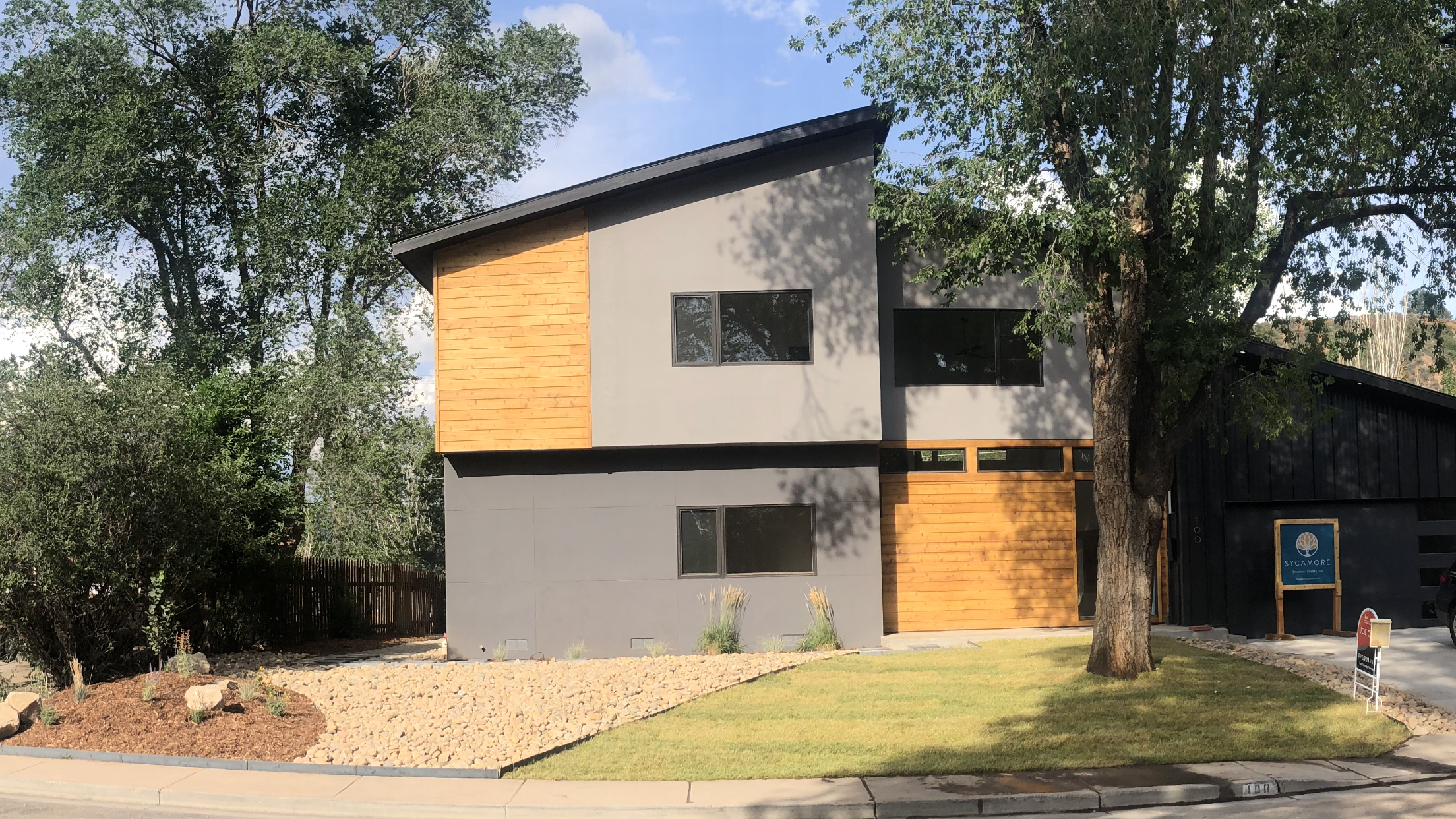 landscaping Build, 100 riverview drive, Durango Colorado