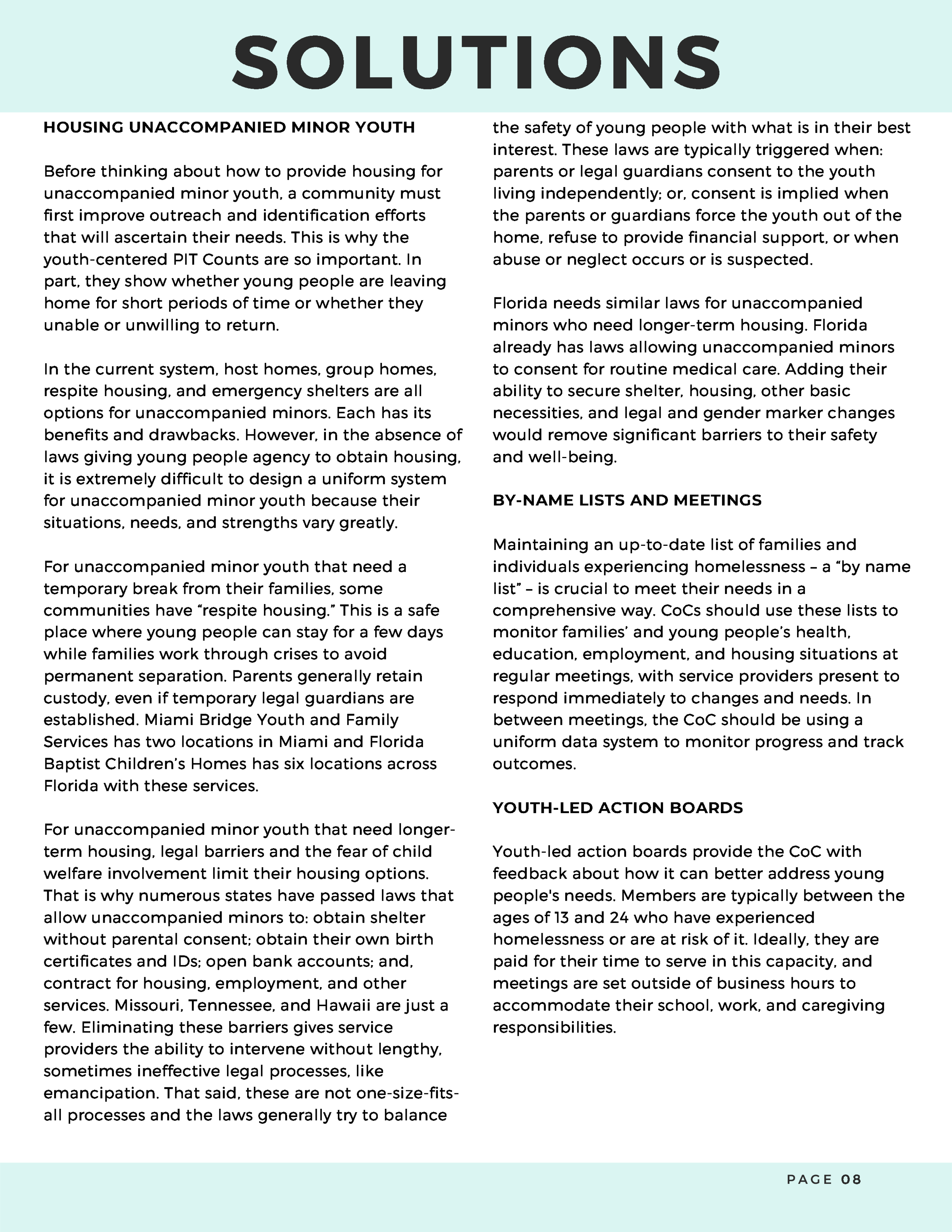 Students Experiencing Homelessness in Florida - Updates and Solutions - August 2019-9.png